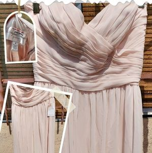 NWT bridesmaid's gown